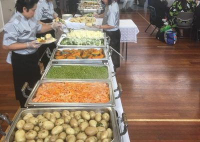 buffet catering Wellington