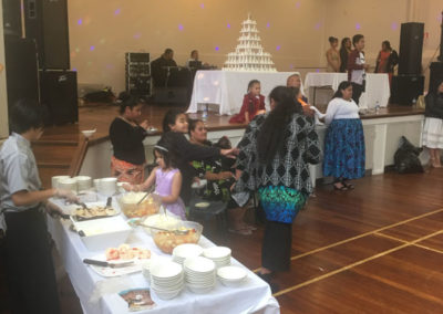 Wedding catering Wellington