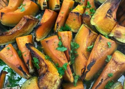 roast pumpkin catering