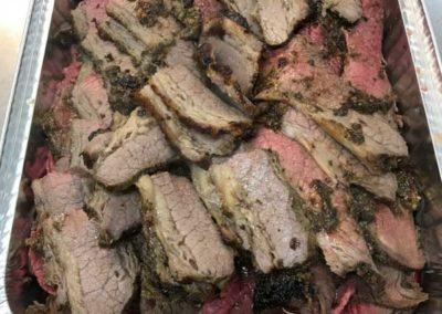 juicy roast beef catering