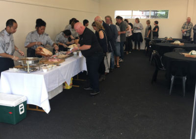 corporate buffet catering Wellington