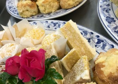 afternoon tea catering wellington
