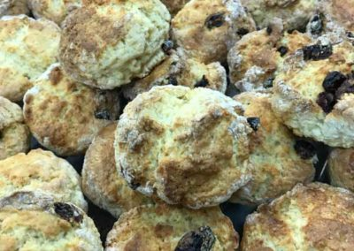 scones afternoon tea catering