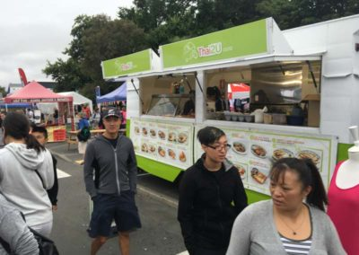 event Thai 2u food truck Catering