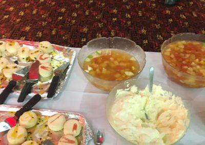 buffet dessert catering