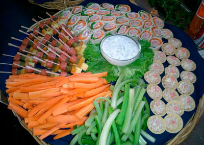 Baxters Privte Events Platter